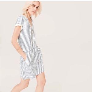 Lou & Grey T Shirt Dress